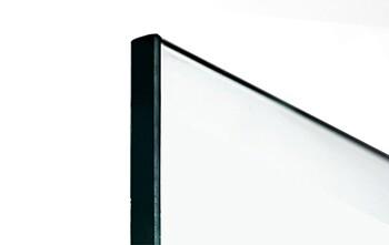 Безопасные грани стекла