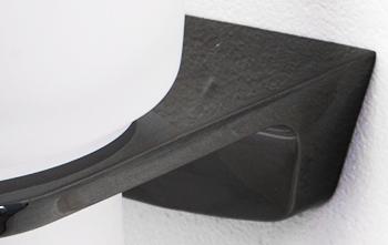 PVD-покрытие черный глянец