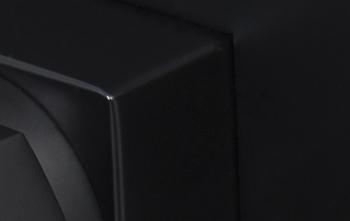 Покрытие черный Soft-touch