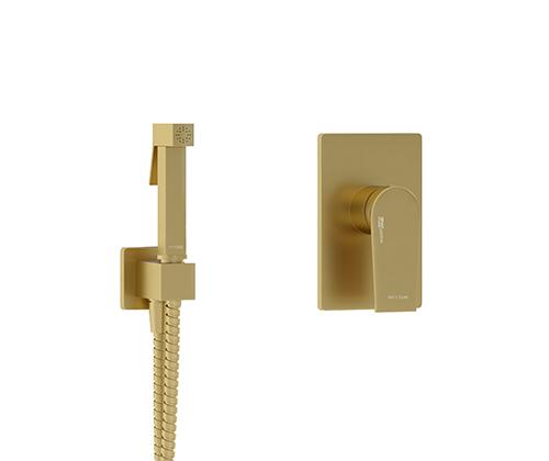 A55094 Встраиваемый комплект для биде со шлангом 150 см