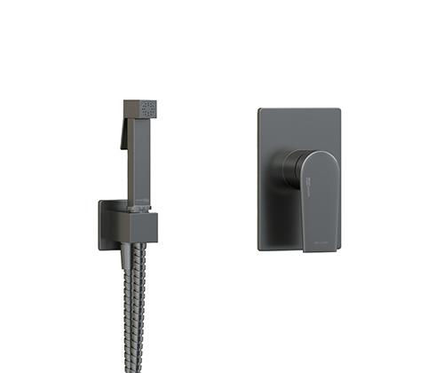 A84095 Встраиваемый комплект для биде со шлангом 150 см